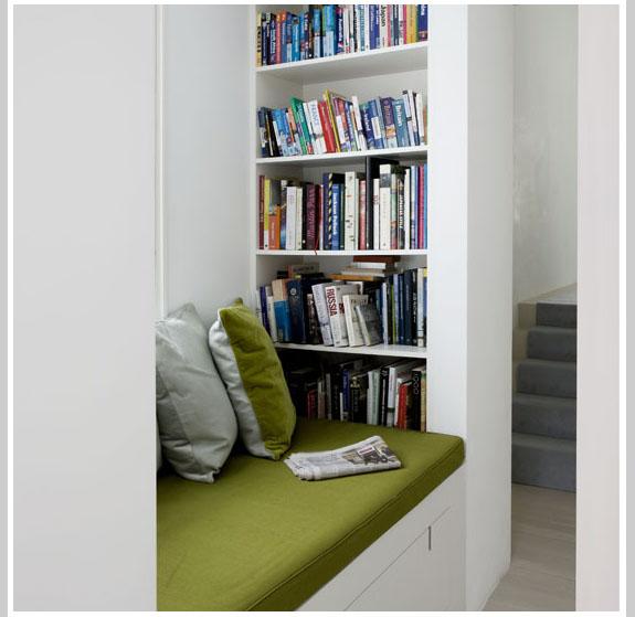 Fixa&dona Platsbyggd Förvaring Till Böcker (och Annat)