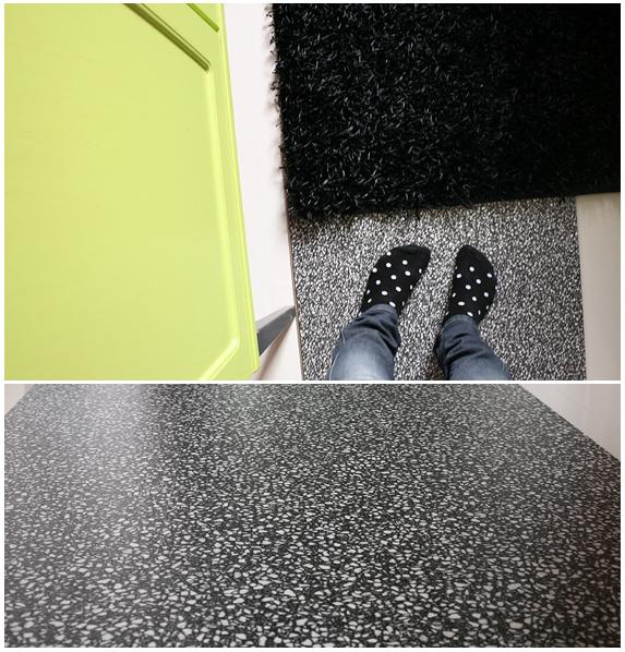 TUNDRA golv från IKEA Fixa och Dona