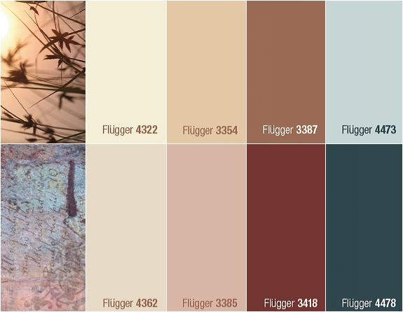 Inredning väggfärg pastell : fixa&dona | Kulör