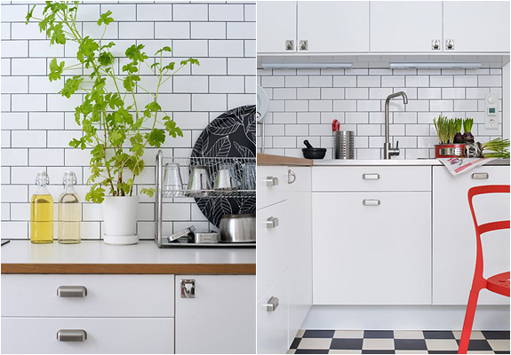 Retro Kok Ikea :  dorrar  Kok  Pinterest  Ikea Kitchen, Retro Kitchens and Ikea