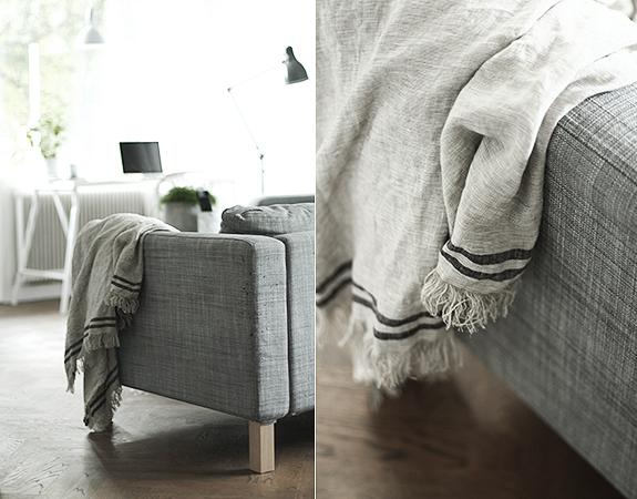 Vardagsrum: soffa