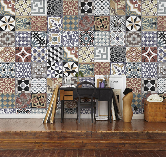 Pattern Tiles från Mr Perswall