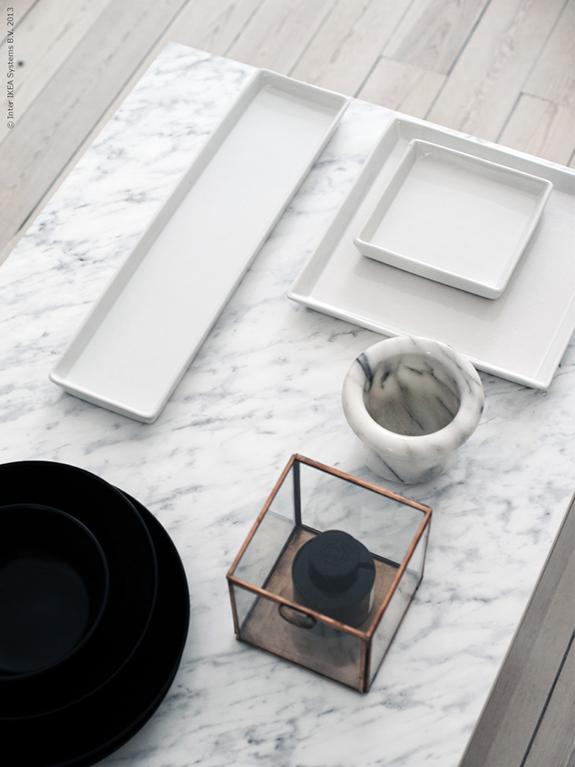 DIY - marmorbord