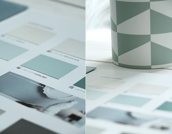 Tapet och färgprov - fixaodona.se