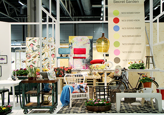 Furniture Trends 14/15 - Stockholm Furniture Fair
