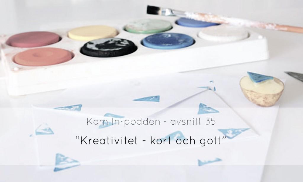35. Kreativitet