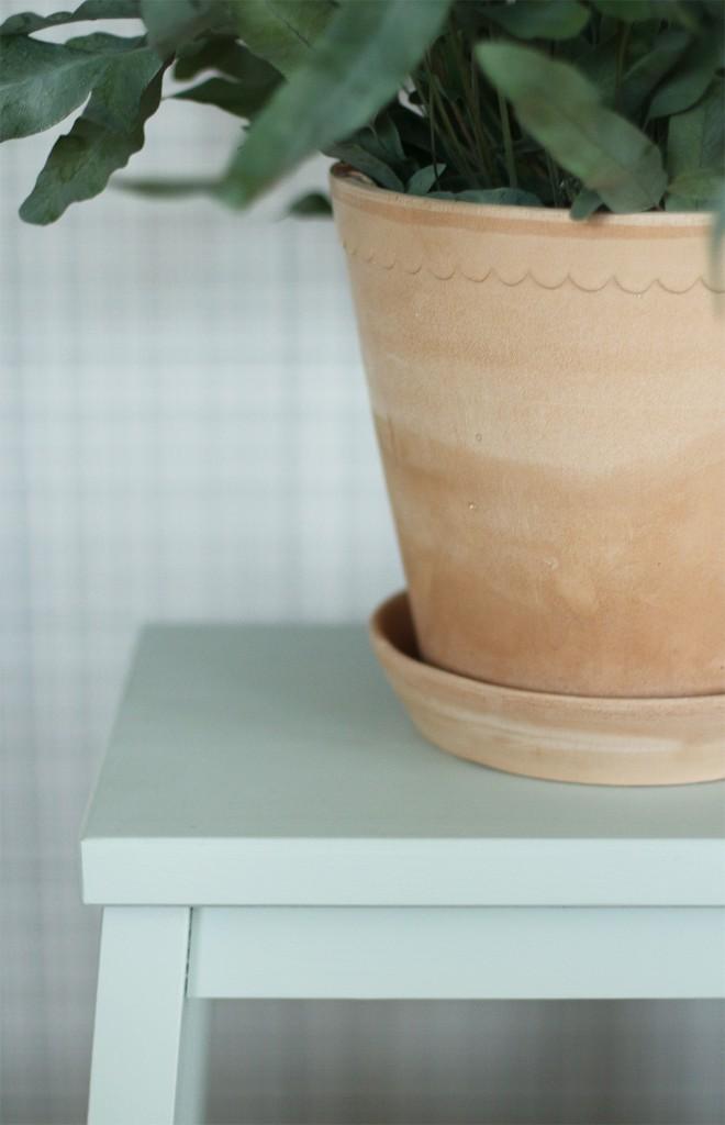 Grönt, grått och terracotta - fixaodona.se