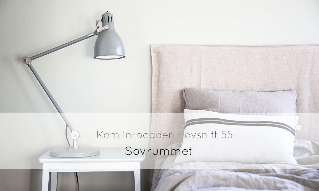 55. Sovrum - Kom In-podden med Sara och Hildur