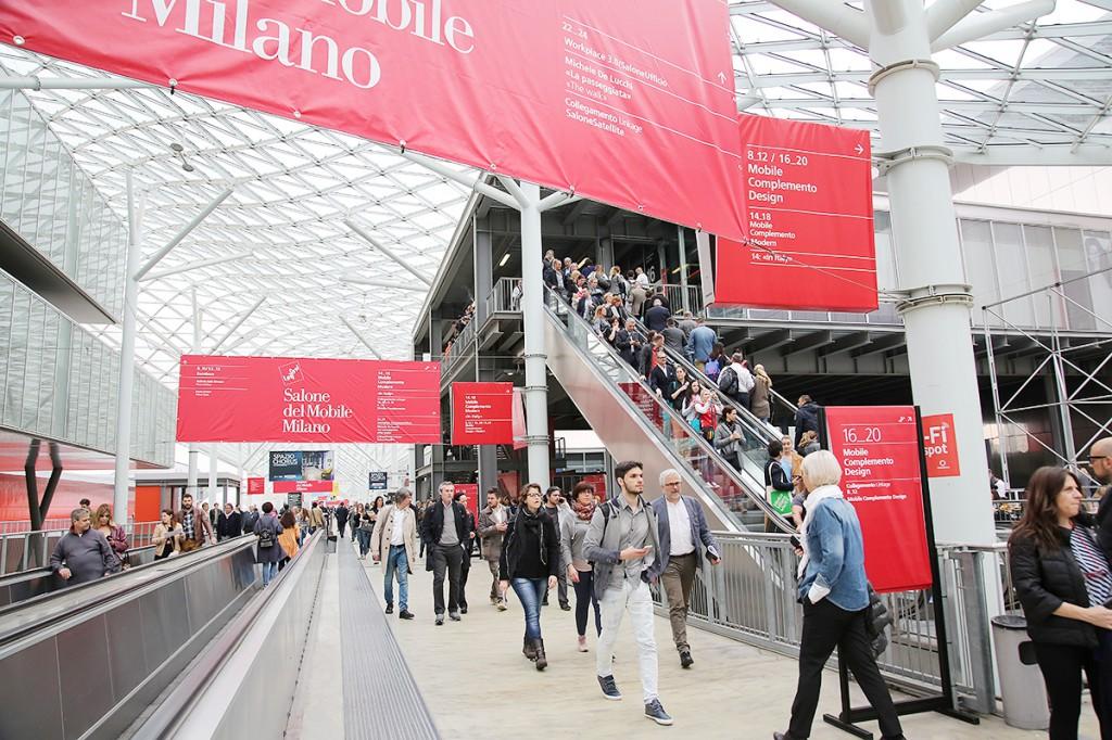 Möbelmässan i Milano 2015 - fixaodona.se