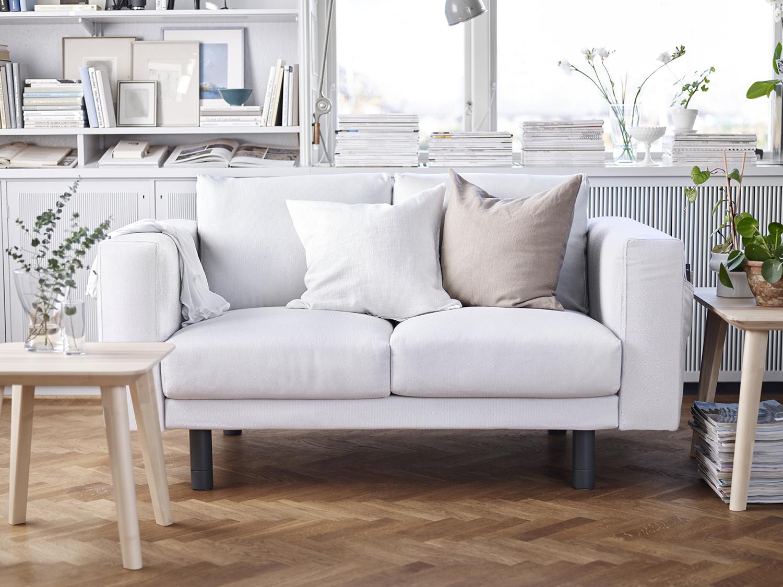 NORSBORG 2-sits soffa IKEA - fixaodona.se