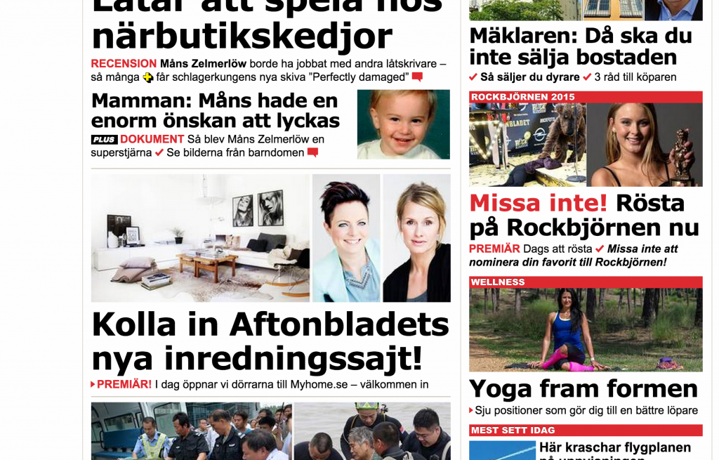 MY HOME - Aftonbladet