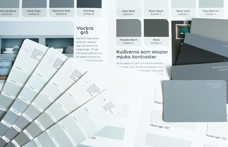 Hitta rätt grå till fasaden - fixaodona.se