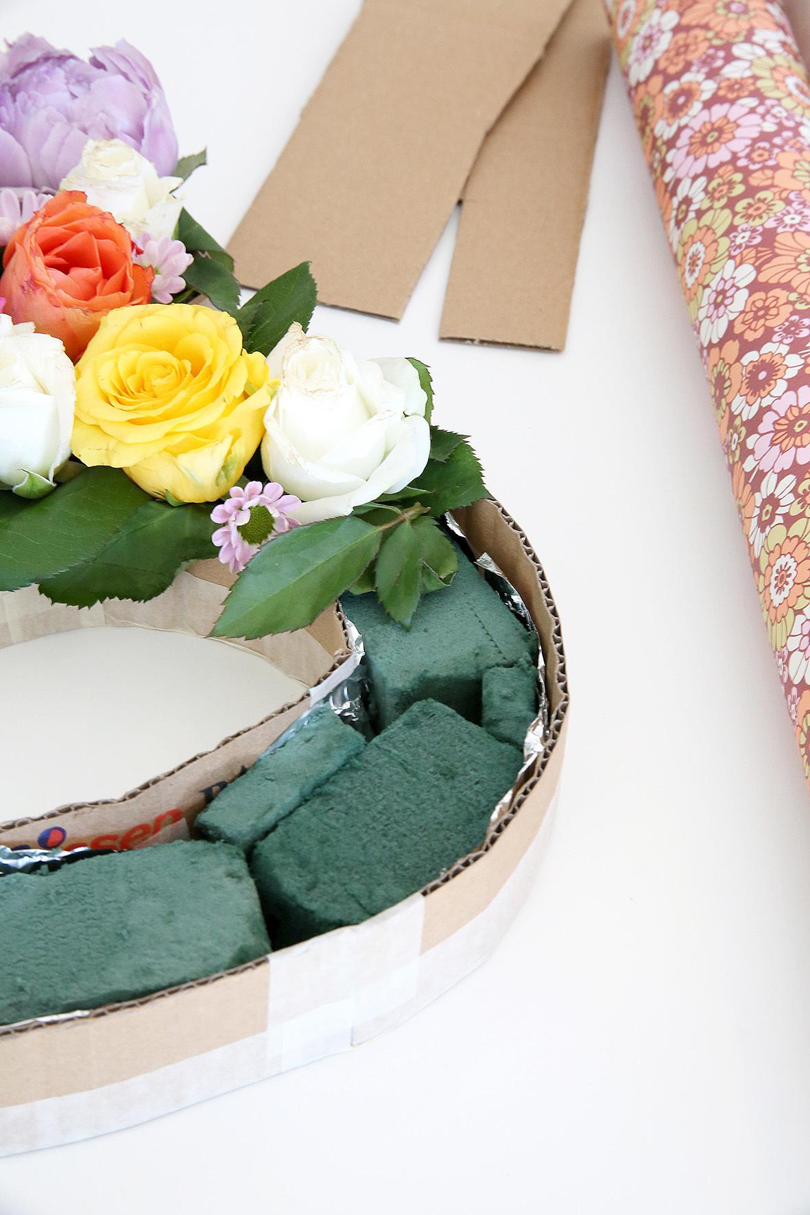 DIY: Dekorera med blommor - fixaodona.se