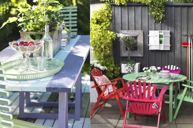 Fixa&dona Trädgårdsmöbler