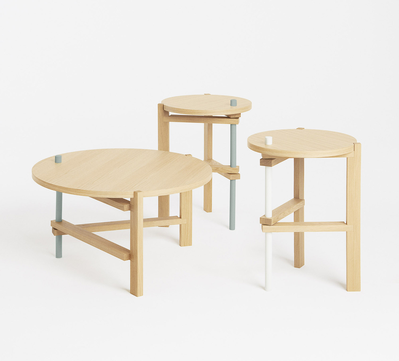 COS x HAY tables - fixaodona.se