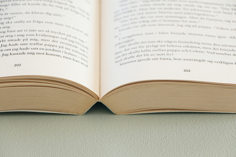 DIY: Dekorera med böcker - fixaodona.se