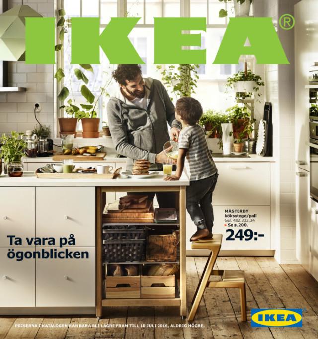 Ta vara på ögonblicken IKEA-katalogen 2016  - fixaodona.se