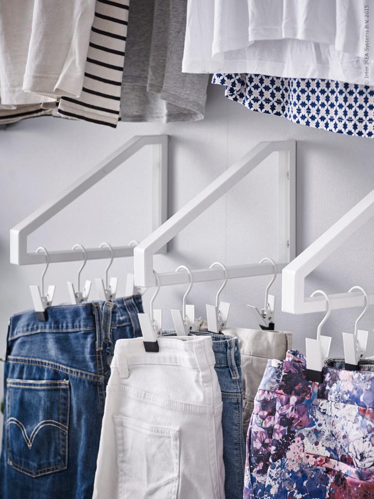 Öppen förvaring IKEA - fixaodona.se