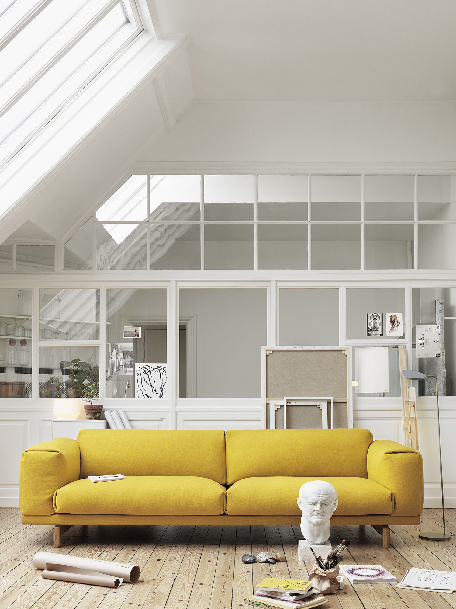 Muuto Rest Yellow