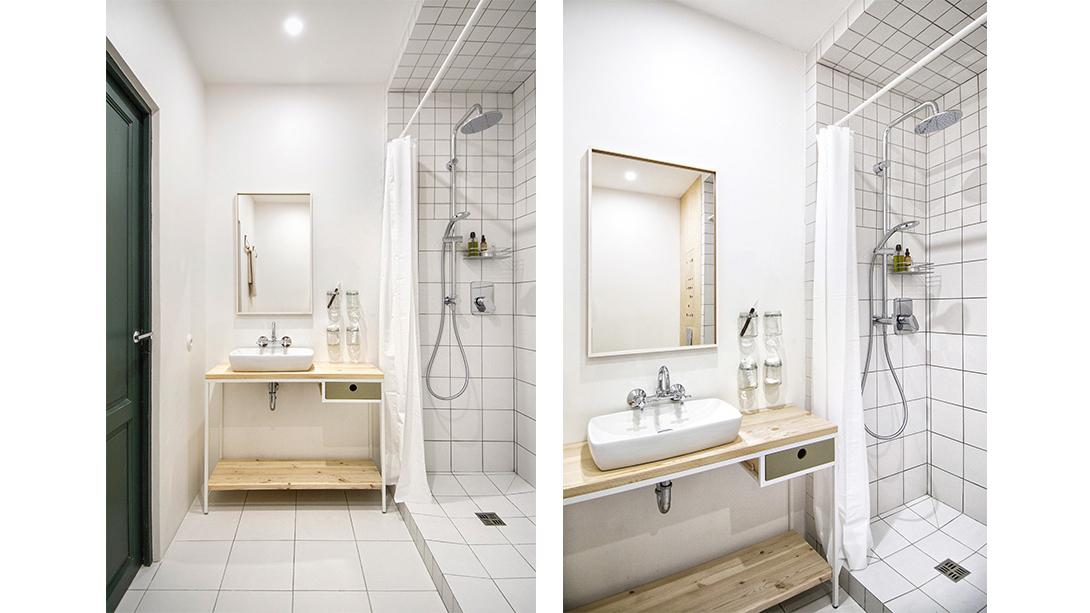 DIY Vittsjö badrumskommod