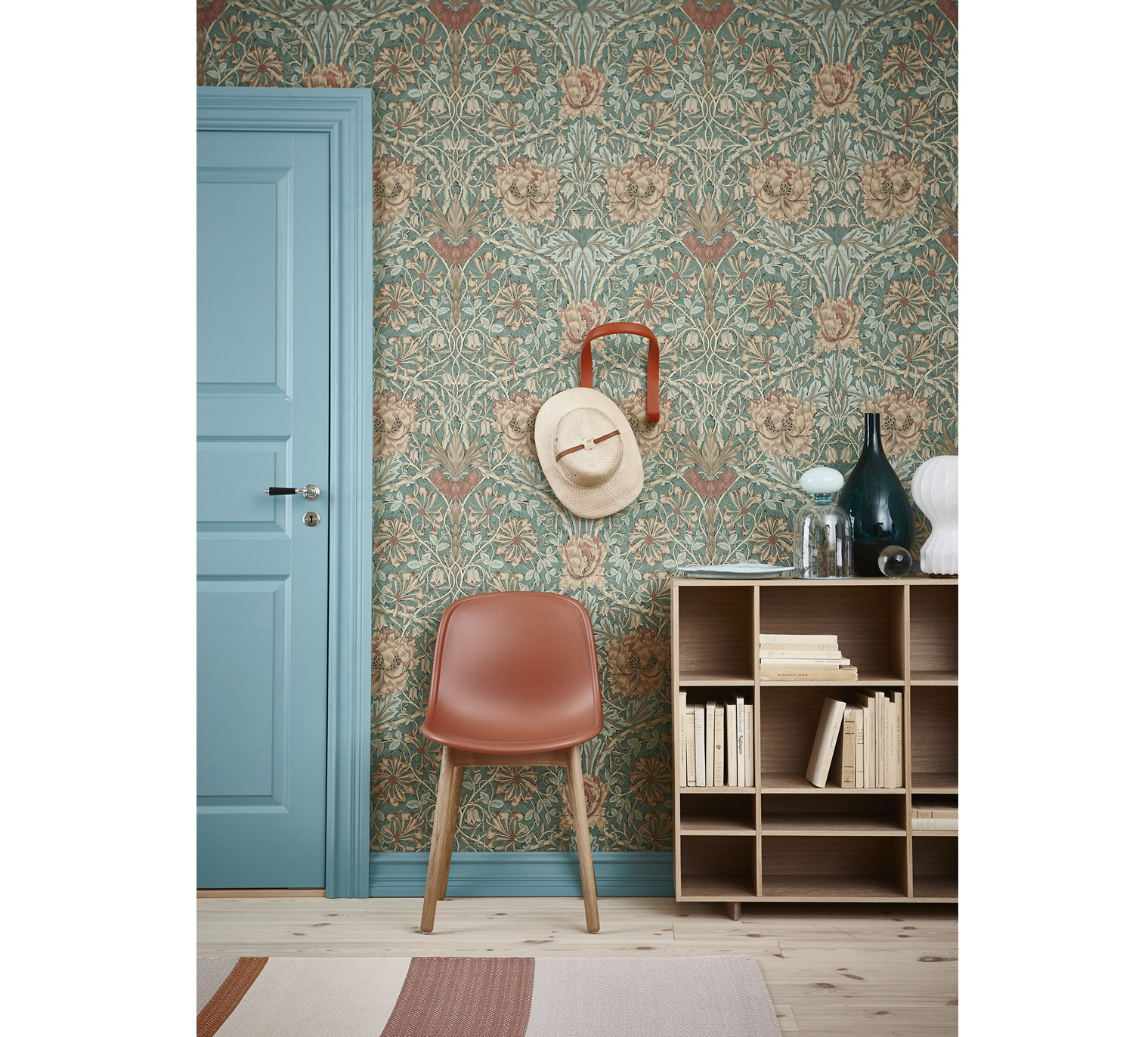 Swedoor + William Morris