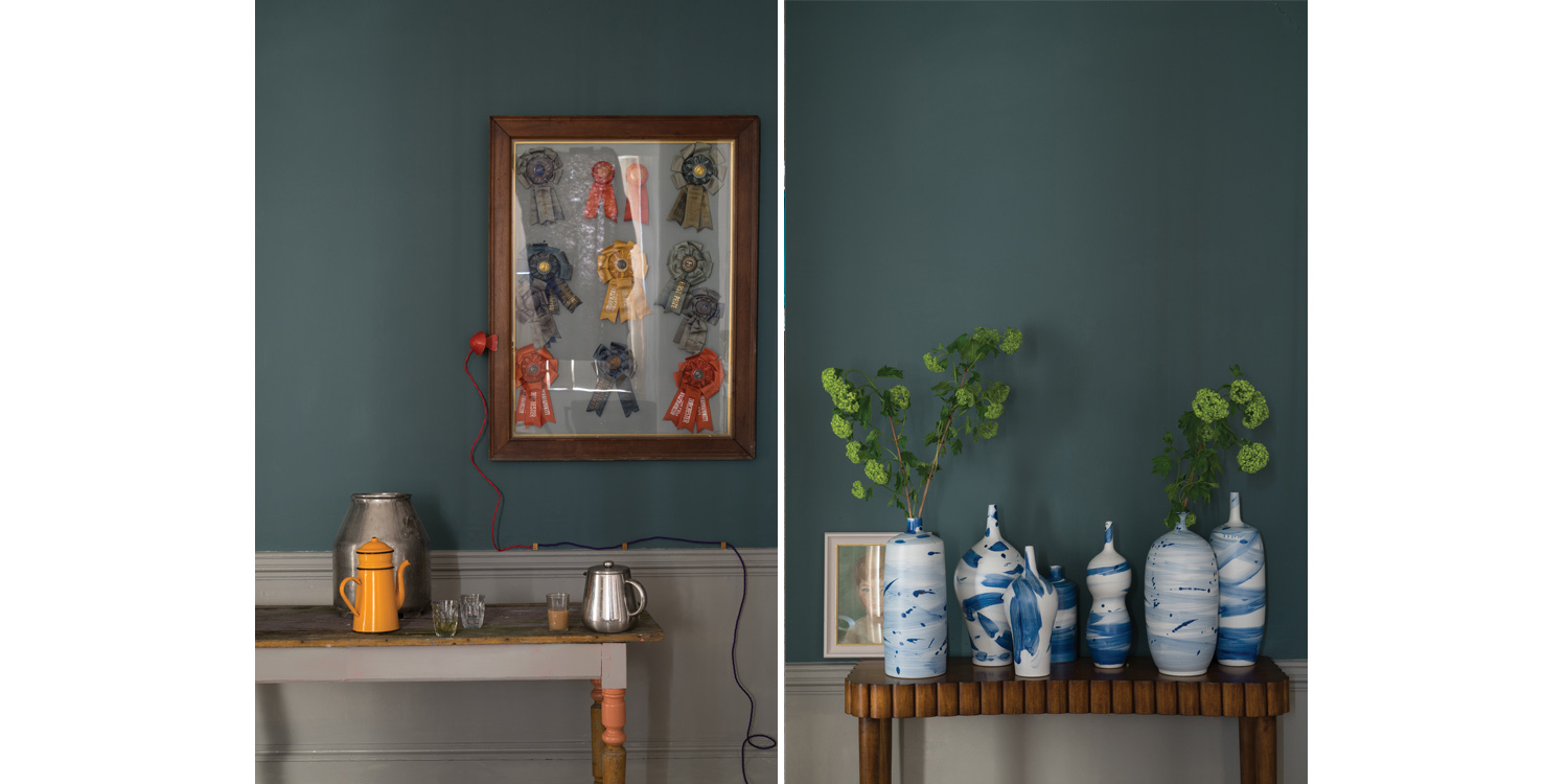 Farrow & Ball Inchyra Blue no. 289 - fixaodona.se