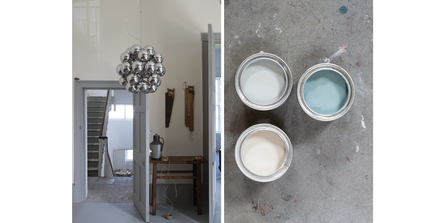 Farrow & Ball Shadow White no. 282 - fixaodona.se