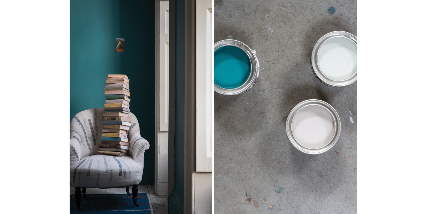 Farrow & Ball Vardo no. 288 - fixaodona.se