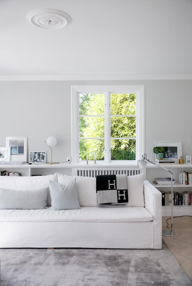 HoP Light Grey Vardagsrum