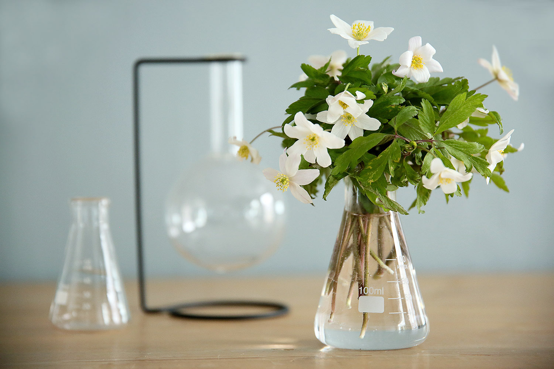 Budgettips små glasvaser från Lagerhaus