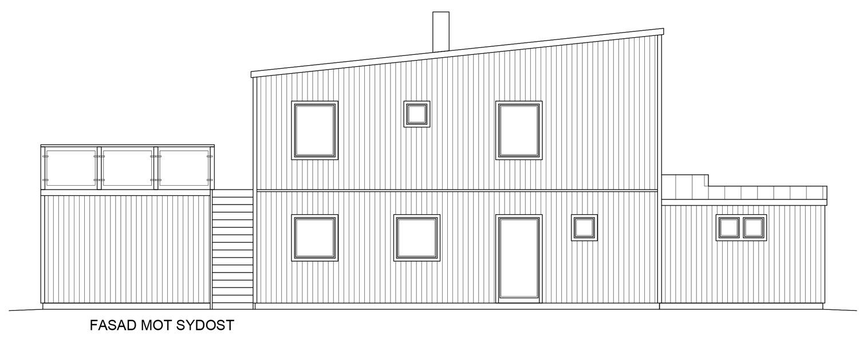 Villa Gläntan baksida - fixaodona.se
