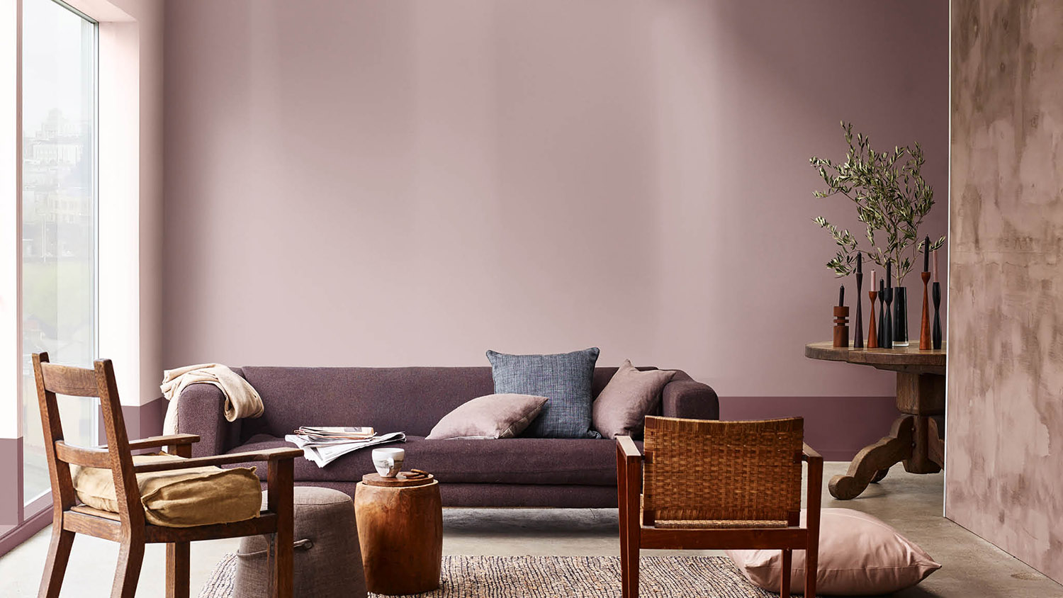 COTY 2018 - Colour of the year 2018 - Heart Wood