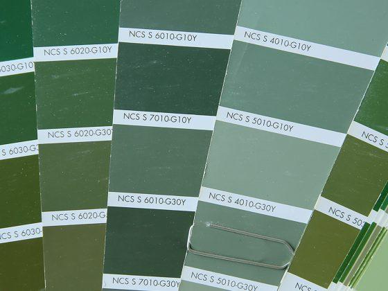 Färgspråk - mossgrön kulör - fixaodona.se