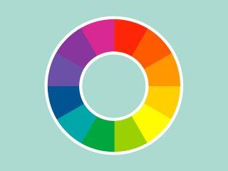 Färgcirkel - färglära och färgkombinationer - fixaodona.se