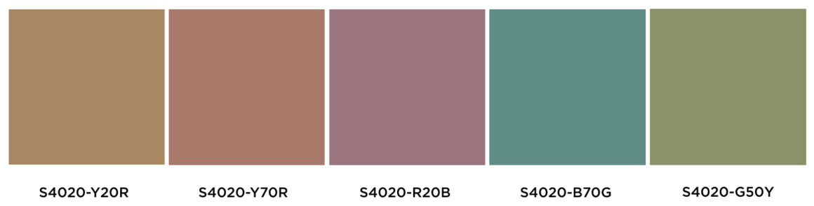 Nyanslika färgkombinationer - fixaodona.se