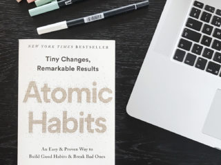 Förändra dina vanor: Atomic Habits av James Clear