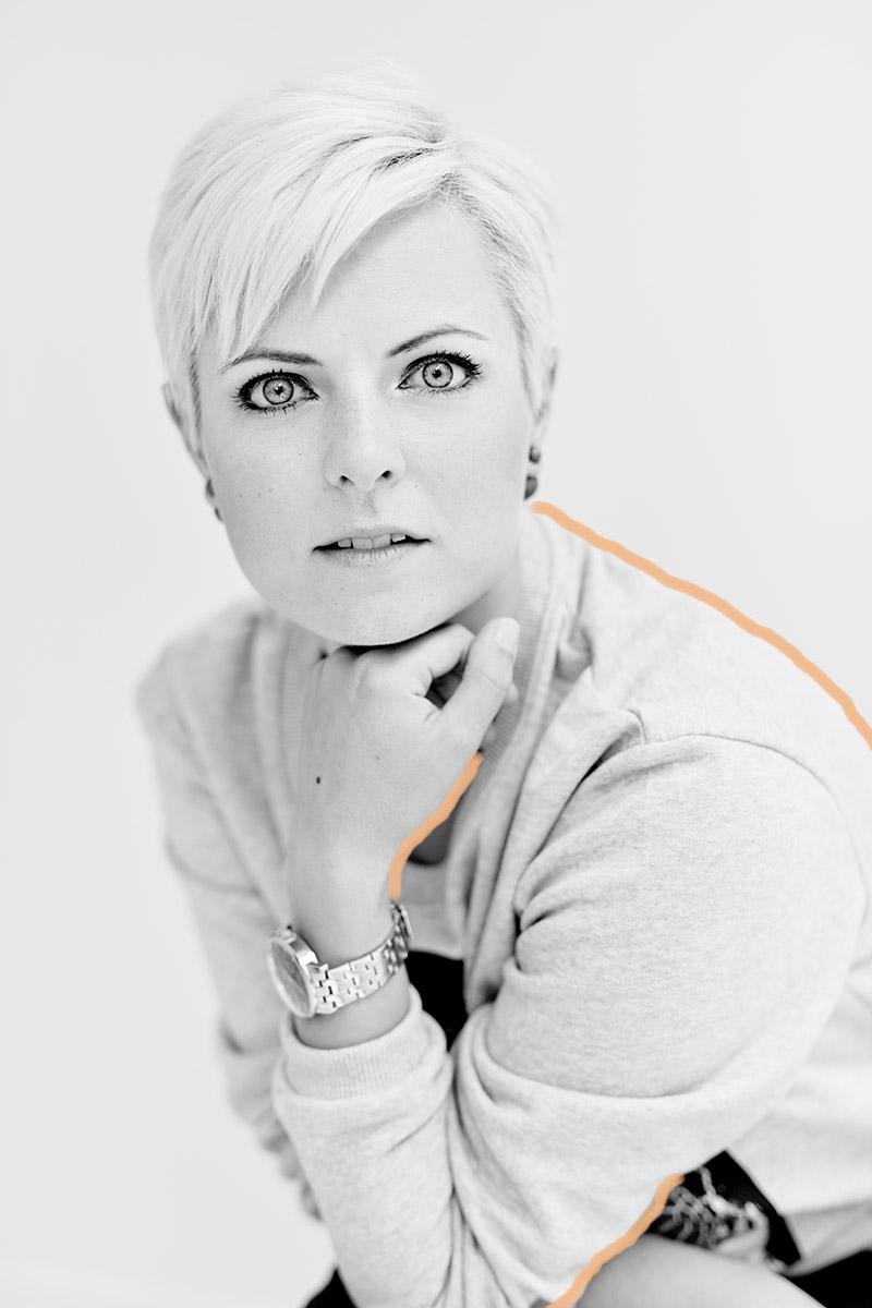 Inredare, färgsättare och föreläsare | Hildur Blad - Foto: DAY Fotografi