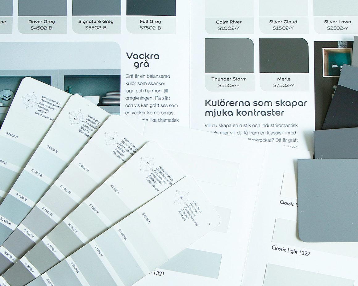 Hitta rätt grå till fasaden - så gör du för att lyckas med kulörvalet