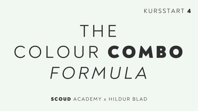 Onlinekurs The Colour Combo Formula 4